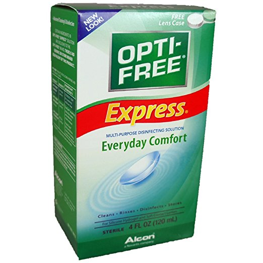 OPTI-FREE EXPRESS Everyday Comfort