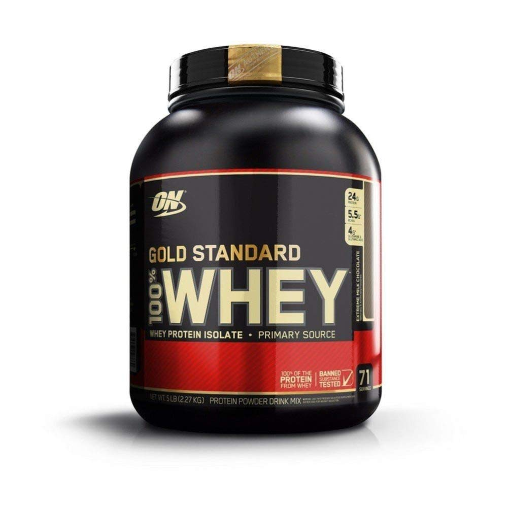 Optimum Nutrition Gold Standard 100% Whey Protein …