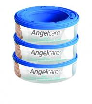 Pack of 3 Angelcare Nappy Disposal Syste…