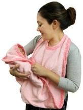 Extra Large Hands Free Absorbent Hooded …