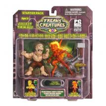 Freaky Creatures Series 1 Action Figure …