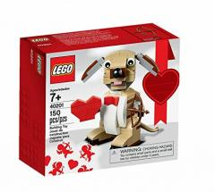 LEGO Bricks & More Valentines Cupid Dog 40201 …