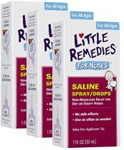 Little Noses Saline Spray/Drops for Dry …