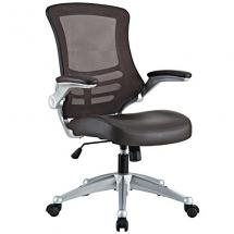 Modway Attainment Office Chair with Blac…