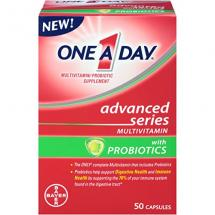One A Day Advanced Series Multivitamins …