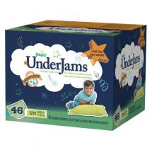 Pampers UnderJams Absorbent Nightwear Si…