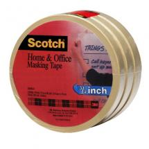 Scotch(R) Home and Office Masking Tape 3…