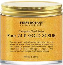 The BEST 24K Gold Scrub for Face and Bod…