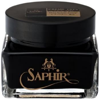 Saphir Pommadier Cream Shoe Polish - Bla…