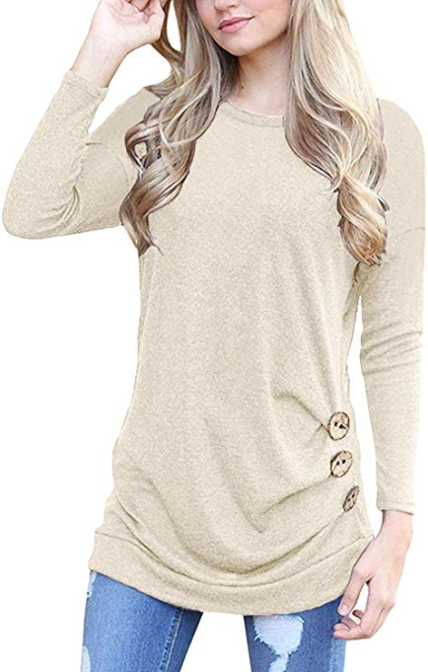 MOLERANI Women's Casual Long S…