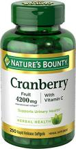 Nature's Bounty Cranberry with…
