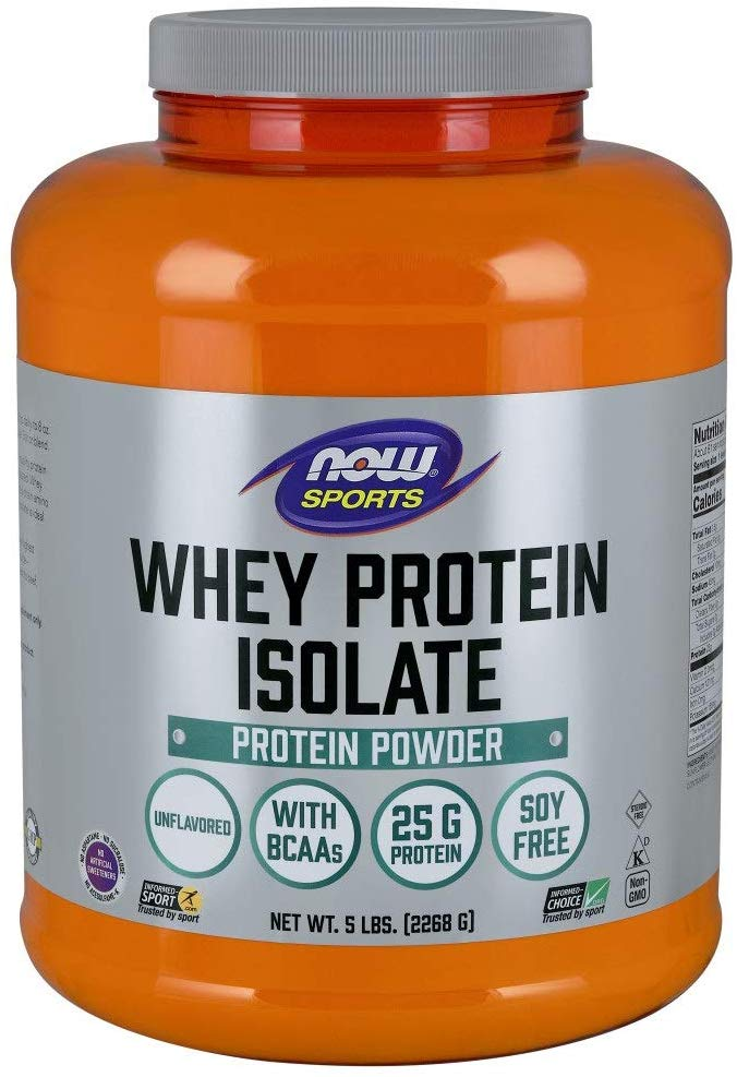 NOW Sports Nutrition, Whey Pro…