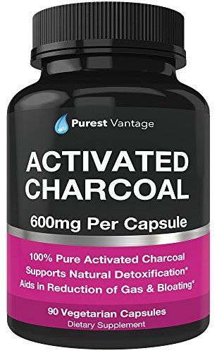 Pure Activated Charcoal Capsul…