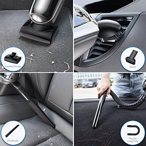 AINOPE Car Vacuum Cleaner, 5000PA High Power …