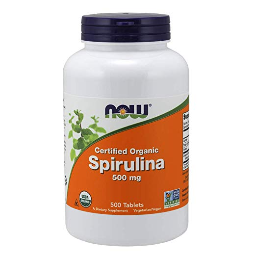 NOW Foods Spirulina …
