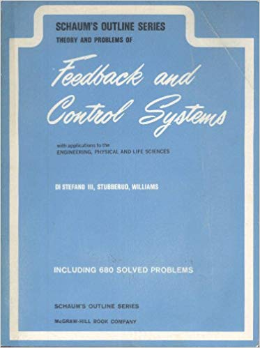 Feedback and Control Systems (Schaum's O…