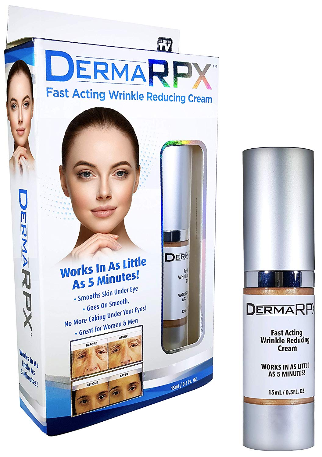 DERMA RPX with Hyaluronic Acid, 5-Minute…