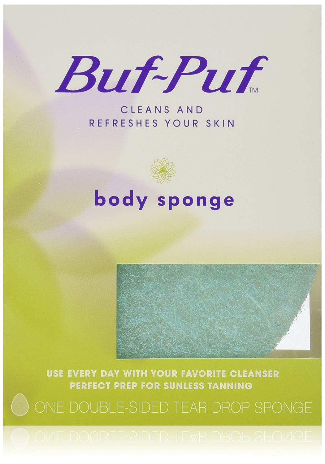 Buf-Puf Double-Sided Body Spon…