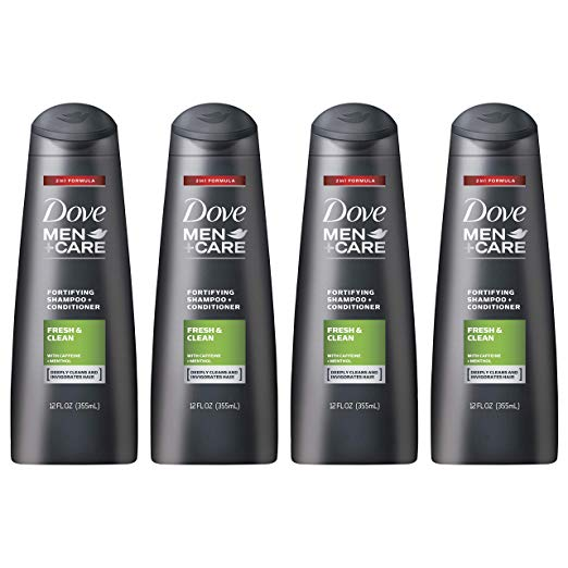 Dove Men+Care 2 in 1 Shampoo a…