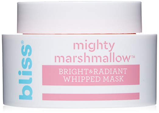 Mighty Marshmallow Face Mask by Bliss | Brightenin…