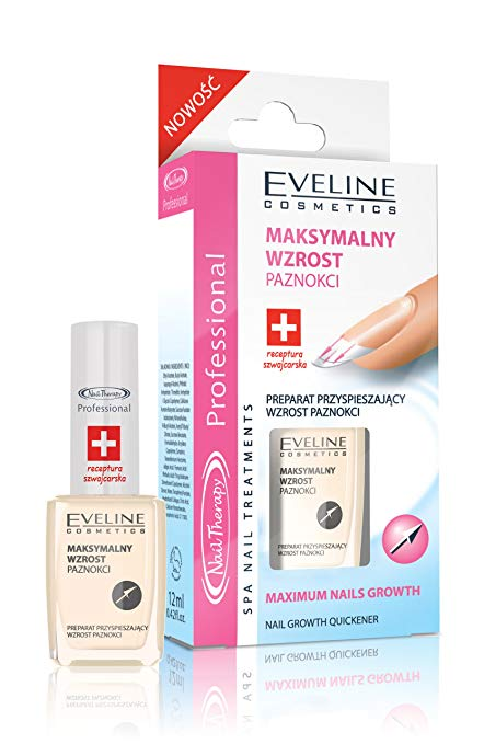 Maximum Nail Growth Quickener  by Evelin