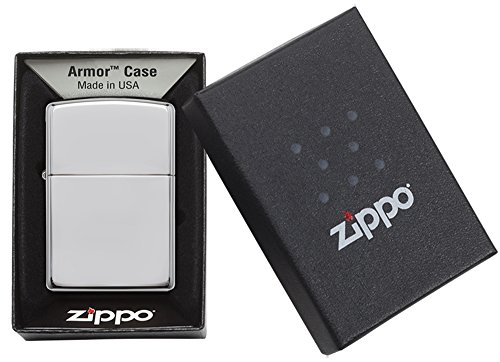 Zippo Chrome Lighters  High Polish Chrom…