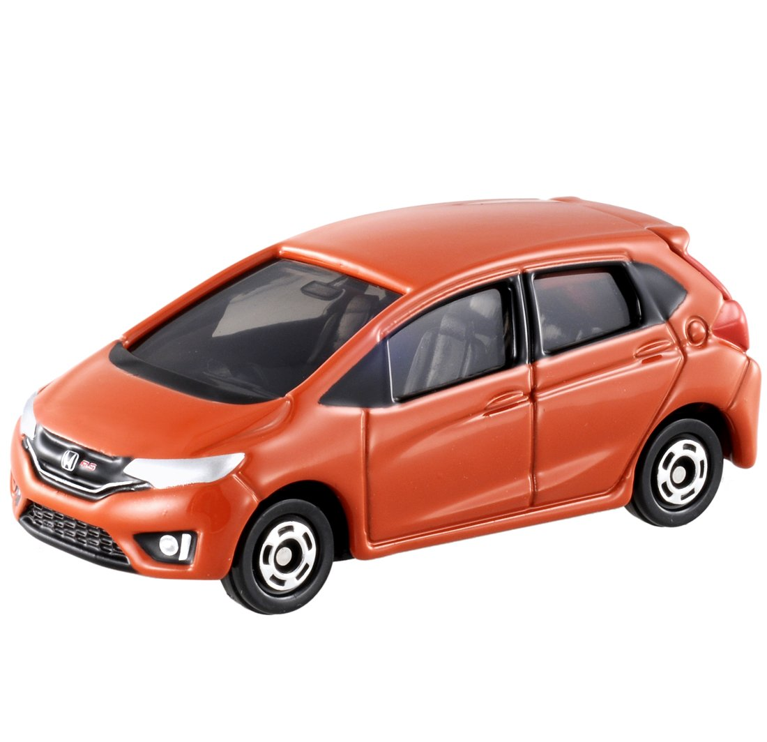TOMY Tomica No.66 Honda Fit (B…