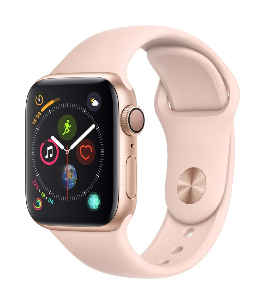 Apple Watch Series 4 (GPS, 40mm) - Gold …