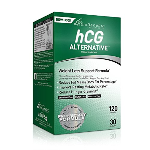 Biogentic Laboratories hCG Alternative W…