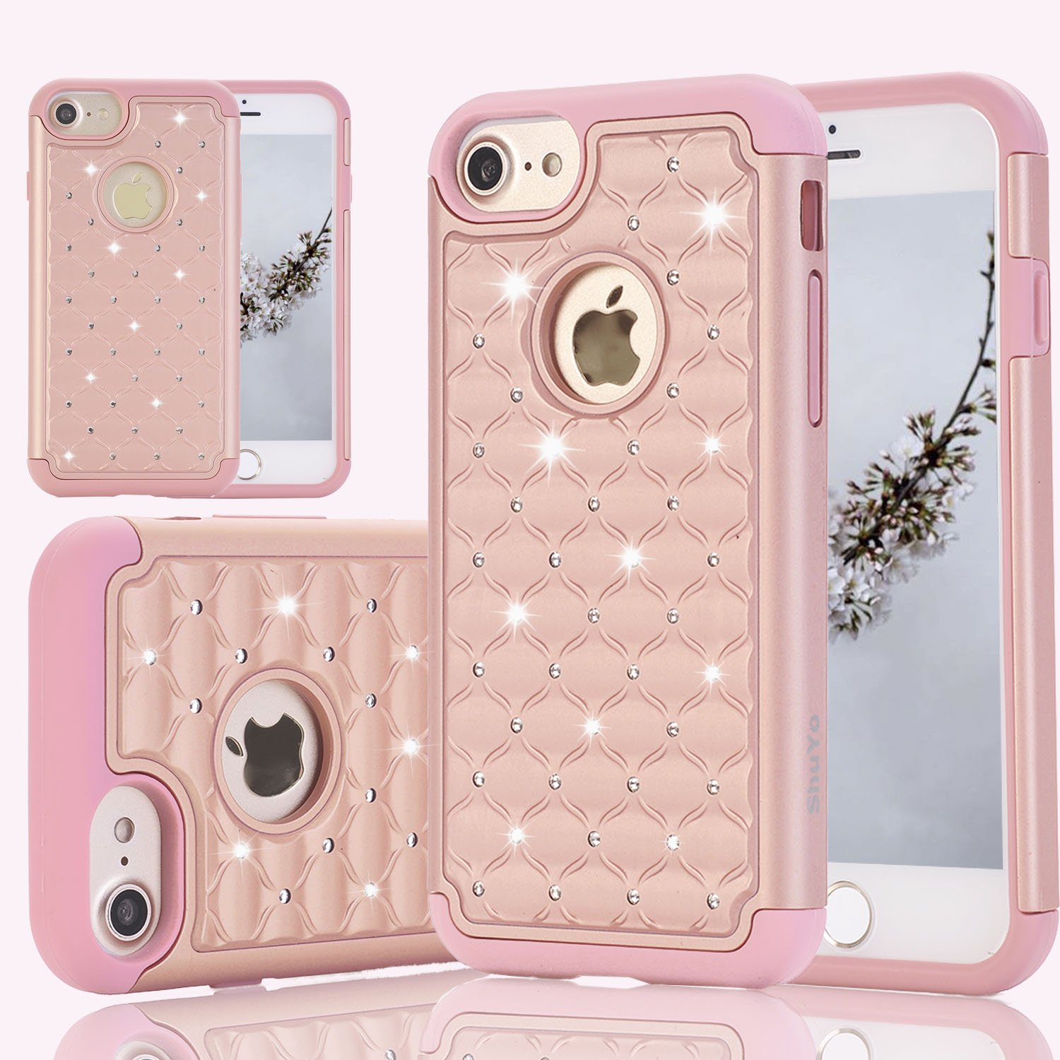 iPhone 7 Case, ShuYo [Twinkle …
