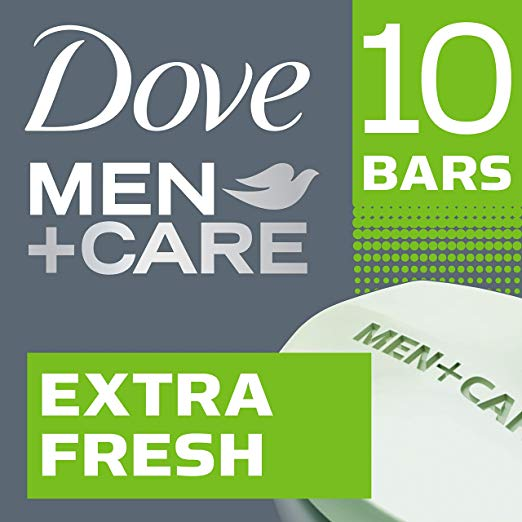 Dove Men+Care Body and Face Ba…