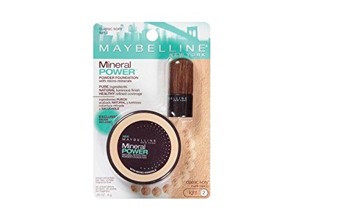 Maybelline Mineral Power Powder Foundati