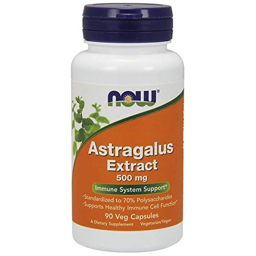 Now Foods Astragalus 70% Extractract 500