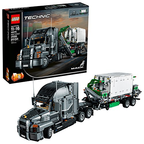 LEGO Technic Mack Anthem 42078 Building Kit (2595 …