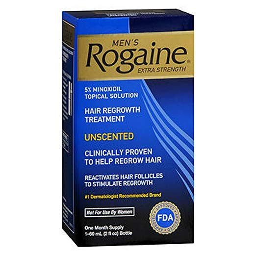 Men s Rogaine Extra Strength Five-Percen