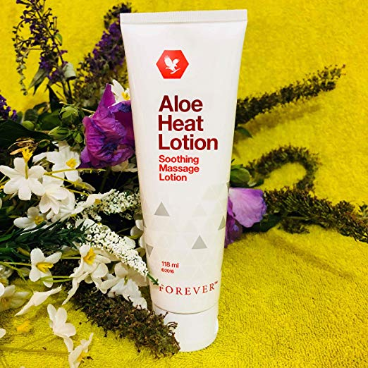 Living Aloe Heat Lotion 4 fl. …