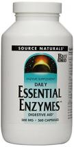 Source Naturals Daily Essential Enzymes,…