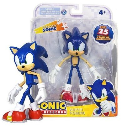 Sonic: Super Poser Sonic The Hedgehog ~7…