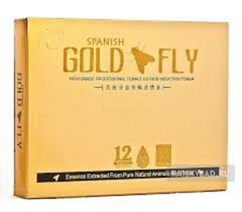 Spanish Gold Fly Female Sexual Enhancer Liquid Dro…