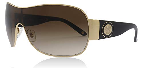 Versace Woman Sunglasses, Gold…