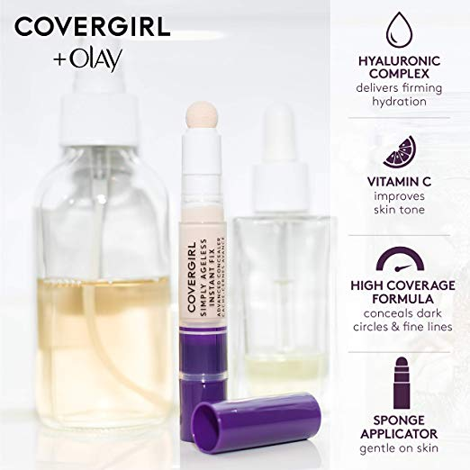 Covergirl Simply Ageless Instant Fix Adv…