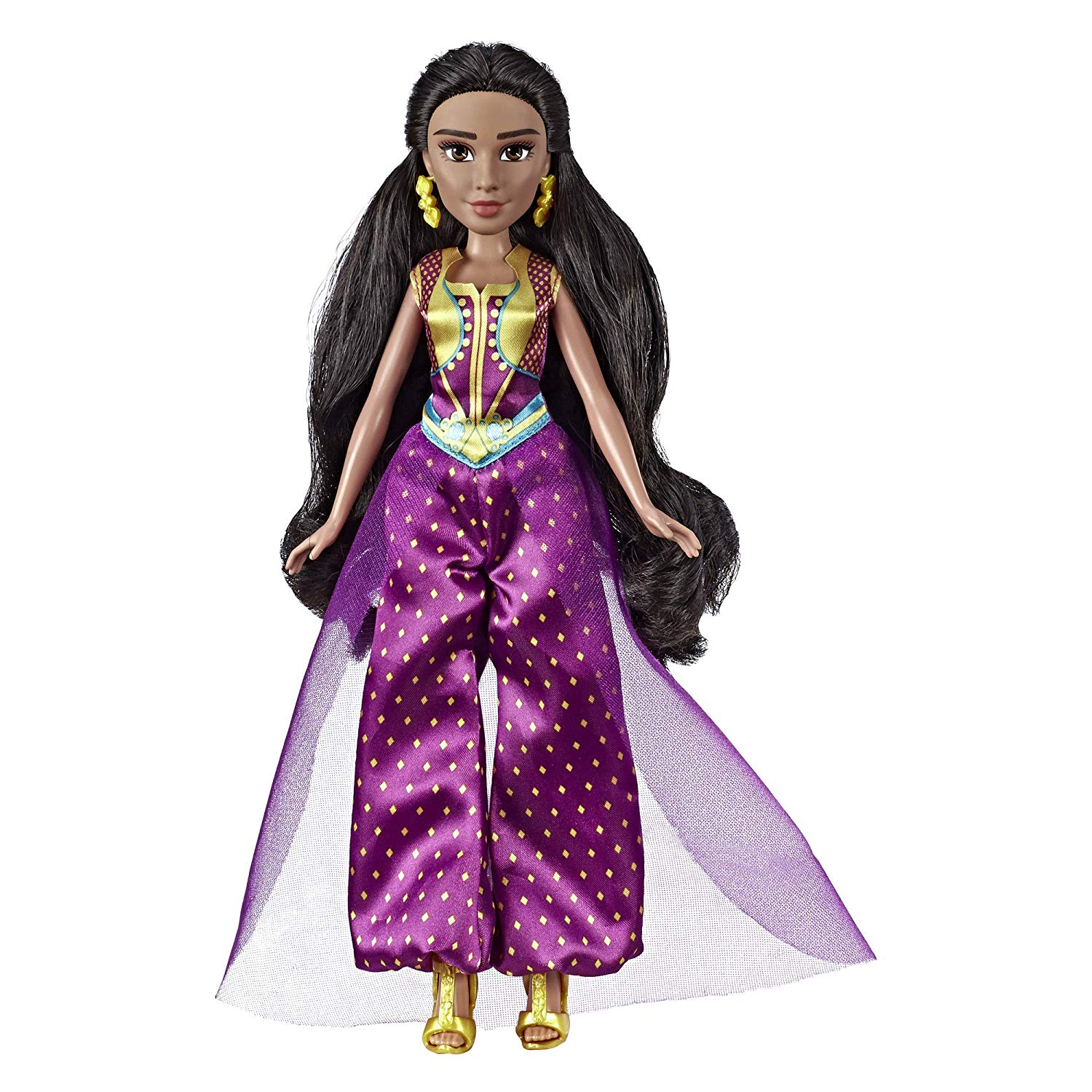 Princess Jasmine Fashion Doll …