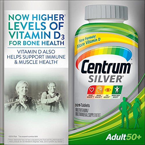 Centrum Silver Adults 50+ 325 …