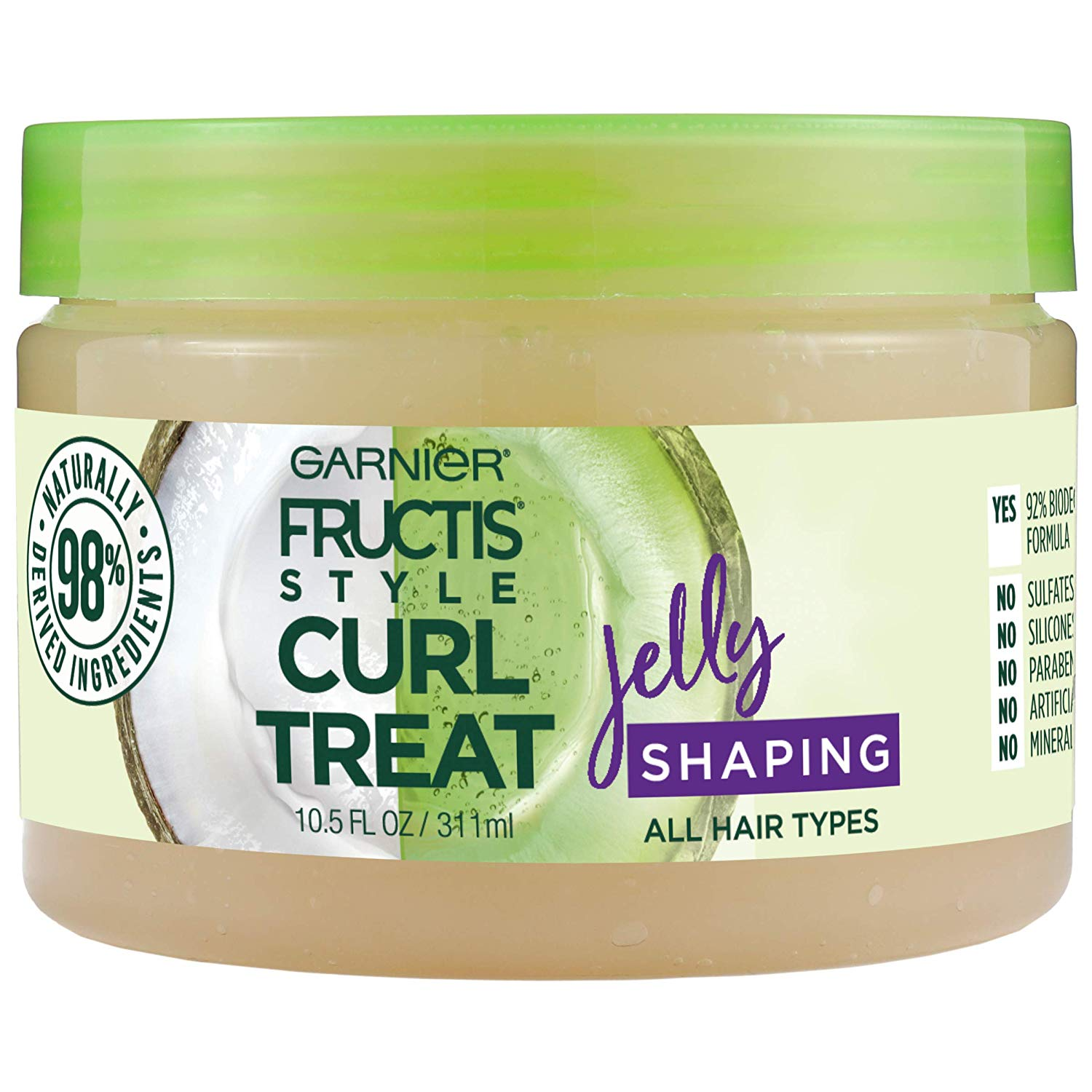 Fructis Style Curl Treat Shaping Jelly w…
