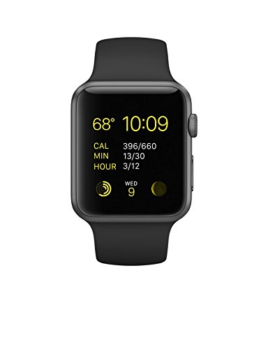 Apple 42mm Smart Watch - Space…