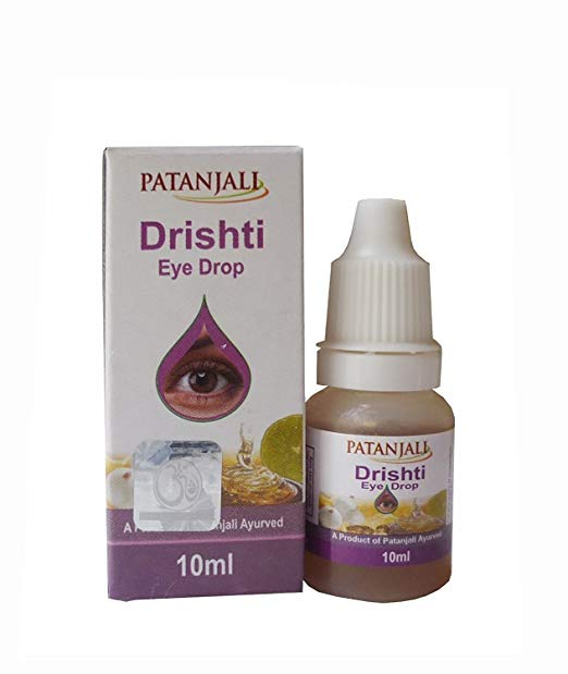 Divya Drishti Eye Drops 10ml