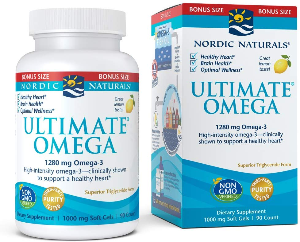 Nordic Naturals Ultimate Omega…