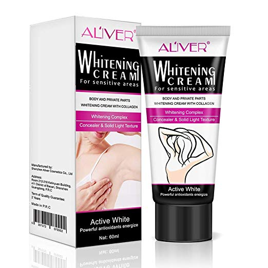 Natural Underarm Whitening Cre…