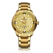 NAVIFORCE 9090 (All Gold) Men s Sports W…