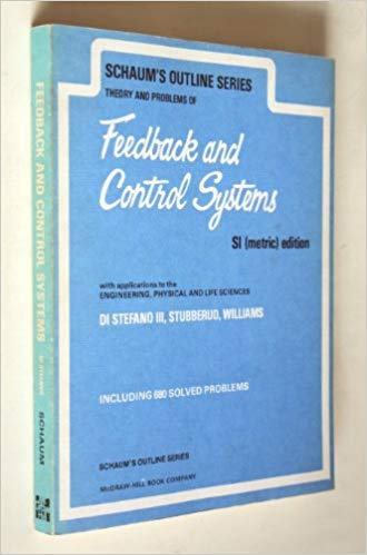 Feedback and Control Systems SI, Metric …